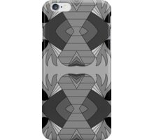 ZW Abstract Print iPhone Case/Skin