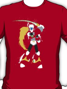 Splattery Maverick Hunter Zero  T-Shirt