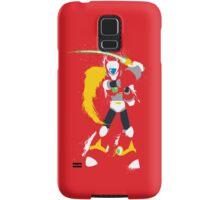 Splattery Maverick Hunter Zero  Samsung Galaxy Case/Skin