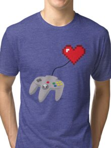 Gaming for Life Tri-blend T-Shirt