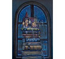 Castle Book Photographic Print