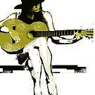guitar. by Chris Goodwin