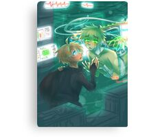 Science Fiction USUK Canvas Print