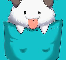 PORO POCKET TEE by Kayden007