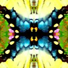 Butterfly Print 01 by Zane Walker