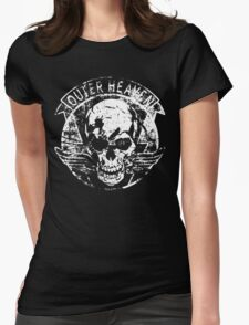 MGSV - A House Divided Womens Fitted T-Shirt