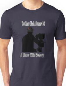 ♂ ♀ ∞ ☆ ★Photographer Camera Man Tee Shirt ♂ ♀ ∞ ☆ ★ Unisex T-Shirt