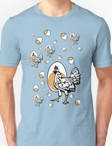 Retro Chickens T-Shirt