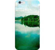Lake Scene iPhone Case iPhone Case/Skin
