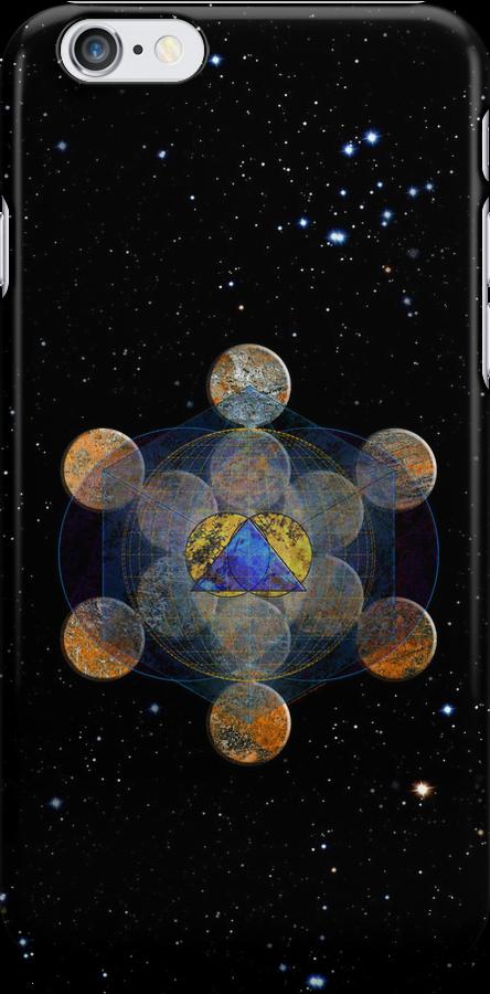 Gaia Sacred Geometry by John Paul Polk