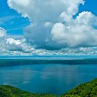 Apoyo Crater Lake. by bulljup
