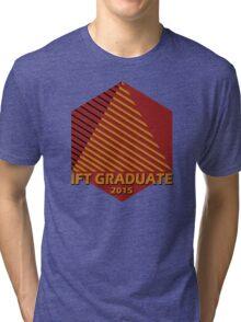 IFT Grad 2015 Tri-blend T-Shirt