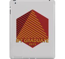 IFT Grad 2015 iPad Case/Skin