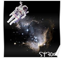 Exploring Space Poster
