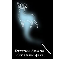 Defence Againts the Dark Arts  Photographic Print