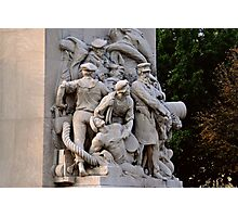Soldiers and Sailors Monument Phila PA Photographic Print