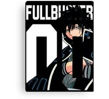 Grey Fullbuster - Fairy Tail 00 Canvas Print