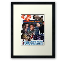 Doctor Who Times Infinity Framed Print