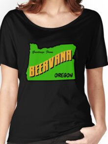 Beervana Women's Relaxed Fit T-Shirt
