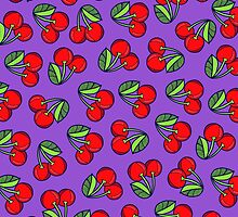 SUMMER EDITIONS - CHERRY by tosojourn