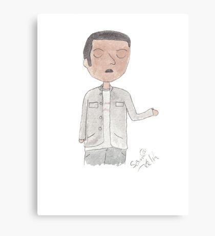 Doctor Who - Mickey Smith Canvas Print