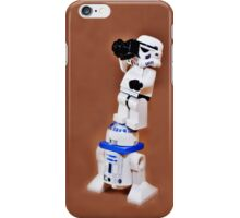 Stormtrooper photography  iPhone Case/Skin