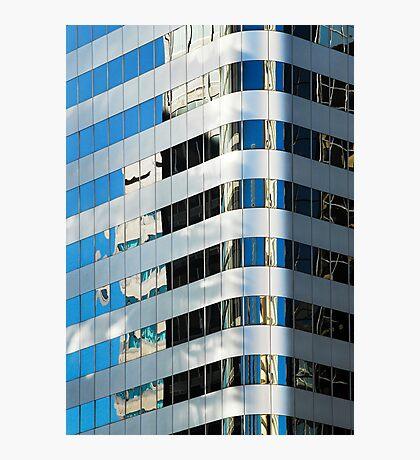 Denver reflection 9 Photographic Print
