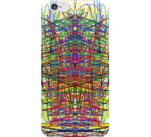 Multicolored - Symmetrical Print iPhone Case/Skin