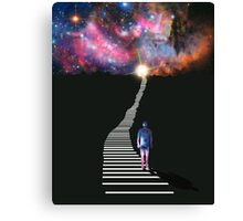 Arising Canvas Print