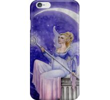 Faerie Queen of Nightfall iPhone Case/Skin
