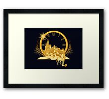 Welcome to Storybrooke Framed Print