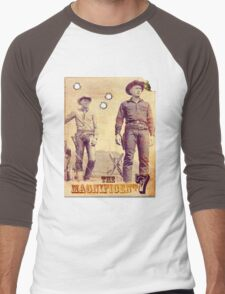 The Magnificent Two Men's Baseball ¾ T-Shirt