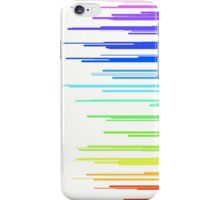 Melted Spectrum  iPhone Case/Skin