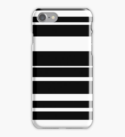 Graphic Stipes iPhone Case/Skin