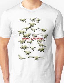 Dinosaur Custom T shirt T-Shirt