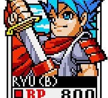 Ryu (BoF) by Lupianwolf