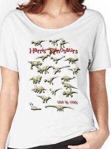 Dinosaur T Shirt Women's Relaxed Fit T-Shirt