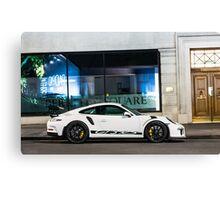 Porsche 991 GT3RS Canvas Print