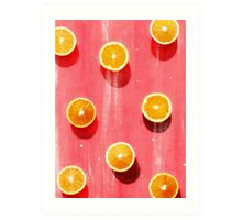 fruit 5 Art Print