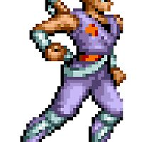 Strider (sprite) by Lupianwolf