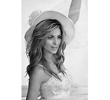 Elegant bride  Photographic Print