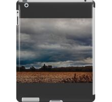 Stormy Countryside iPad Case/Skin