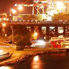 Fremantle Traffic Bridge by Greyman