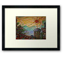 Costa del Sol Framed Print