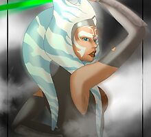 Ahsoka Tano - Rebels by Duna Longhorn