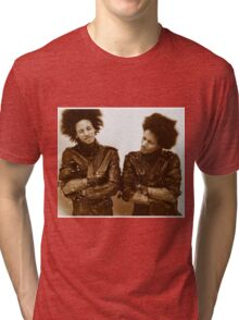 Les Twins Tri-blend T-Shirt