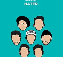 Born Hater - Faces by theoneshots