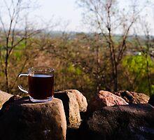 Coffee up high  by Gservo