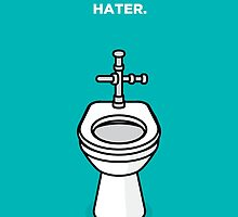 Born Hater - Toilet by theoneshots