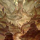 Earth Cult Temple by Jon Hodgson